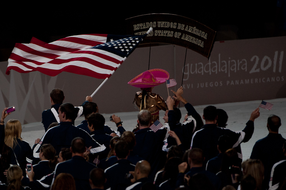 PAN AM GAMES 2011 - DAY 0 - OPENING CEREMONY