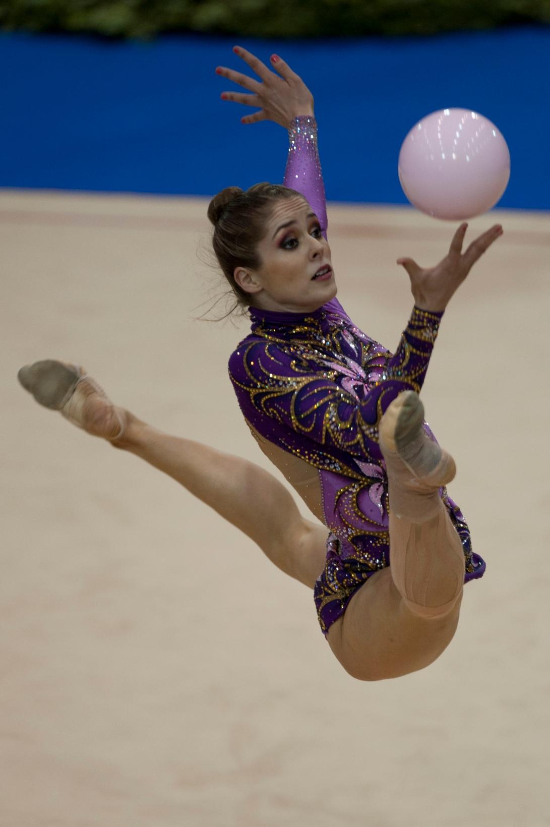 Pan Am Games 2011 -  Day 03 - Rythmic Gymnastics