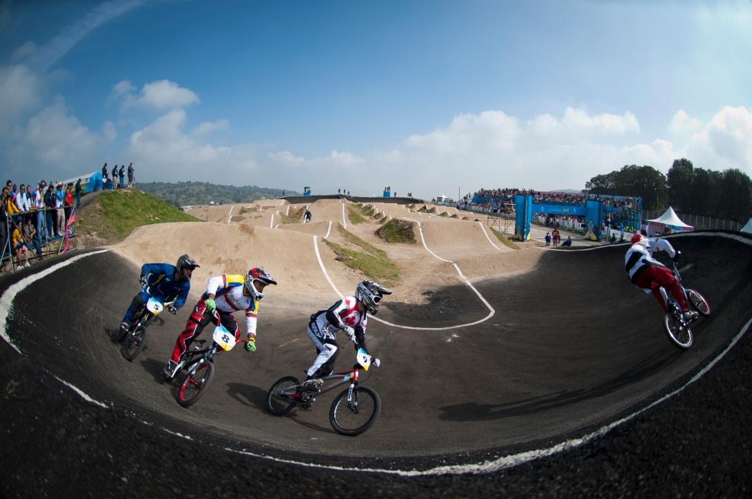 Pan Am Games 2011 -  Day 07 - BMX